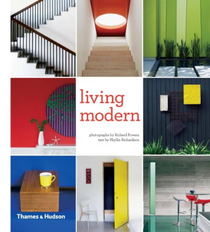 Living Modern: The Sourcebook of Contemporary Interiors[现代生活]