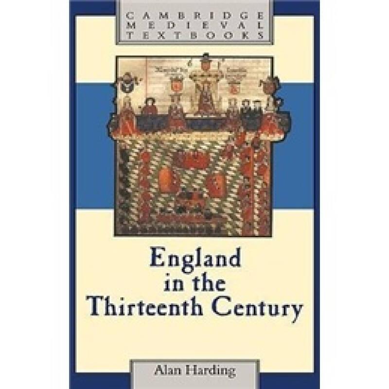 England in the Thirteenth Century