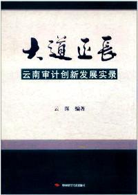 大道正长 : 云南审计创新发展实录