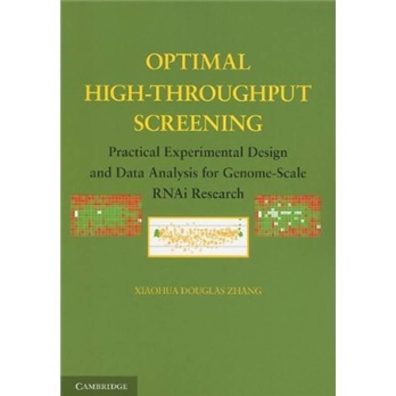 Optimal High-Throughput Screening