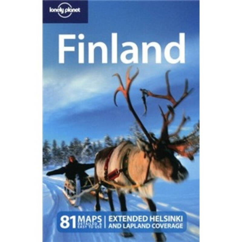 Lonely Planet: Finland孤独星球旅行指南:芬兰