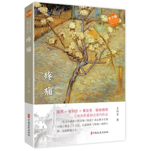 疼痛(中国当代作家长篇小说文库)