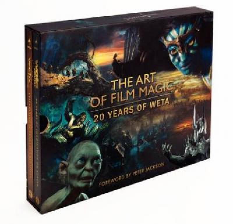 The Art of Film Magic  20 Years of Weta