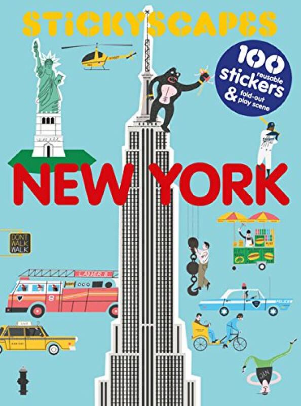 Stickyscapes: New York