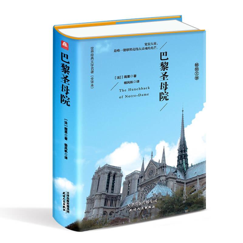 巴黎圣母院(精装名译 原版全译本 新版)