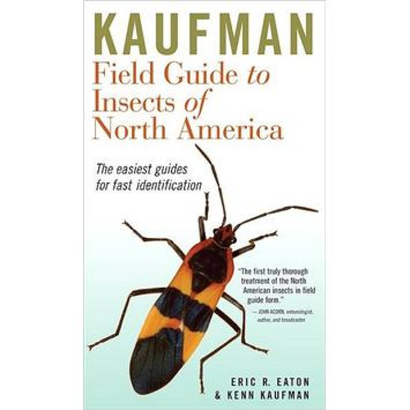 Kaufman Field Guide to Insects of North America [Turtleback]