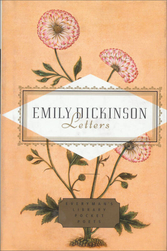 Letters: Emily Dickinson (Everymans Library Pocket Poets)