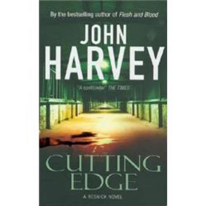 Cutting Edge (A Resnick Novel)