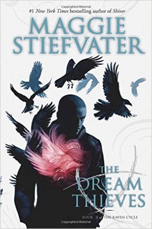 Raven Boys 2: The Dream Thieves