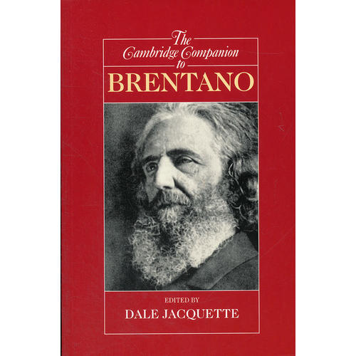The Cambridge Companion to Brentano