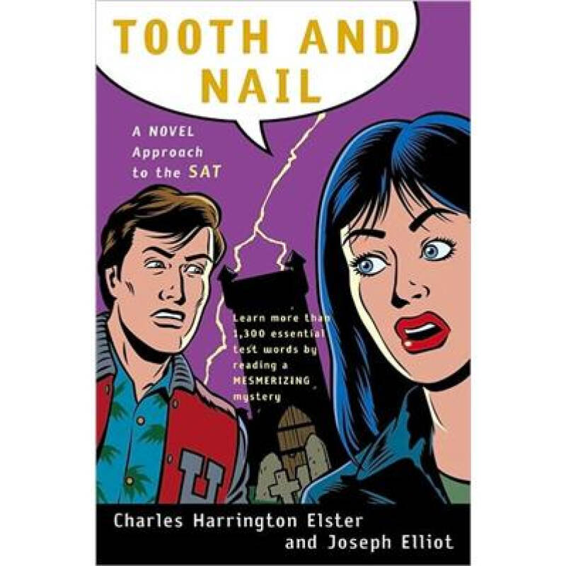 Tooth and Nail: A Novel Approach to the New SAT