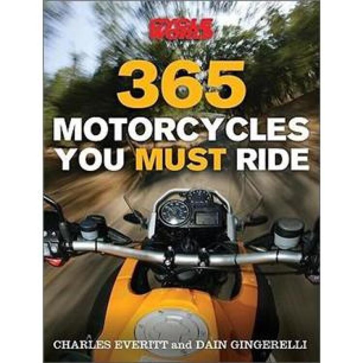 365MotorcyclesYouMustRide