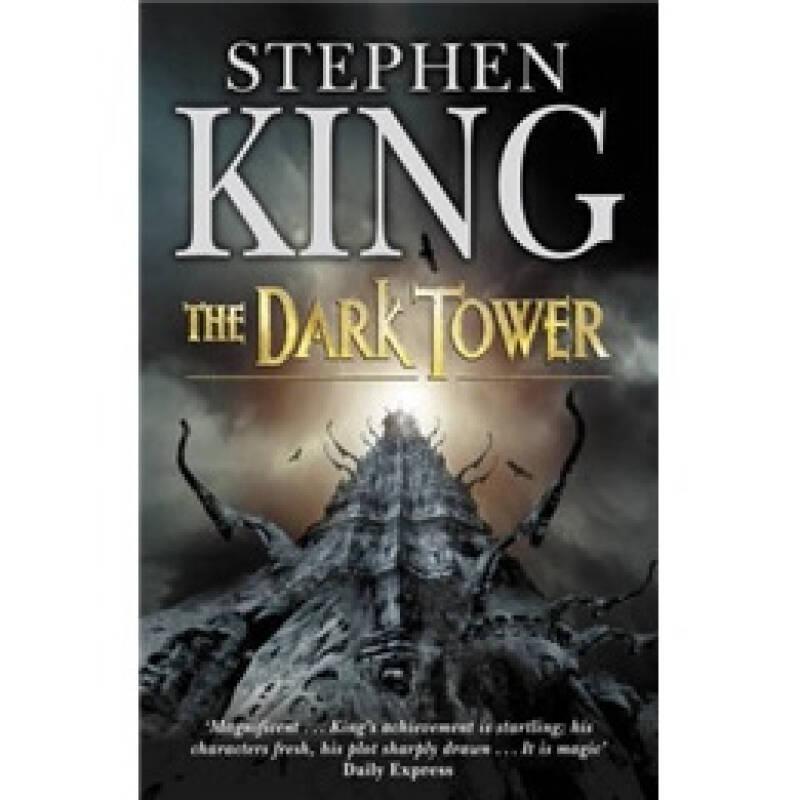 The Dark Tower #7: Dark Tower[黑暗塔7:黑暗之塔]