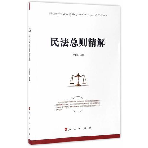 民法总则精解