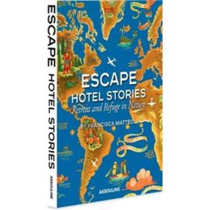 Escape Hotel Stories Retreat and Refuge