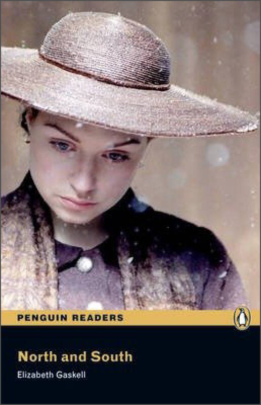 North and South (2nd Edition) (Penguin Readers, Level 6) 南方与北方
