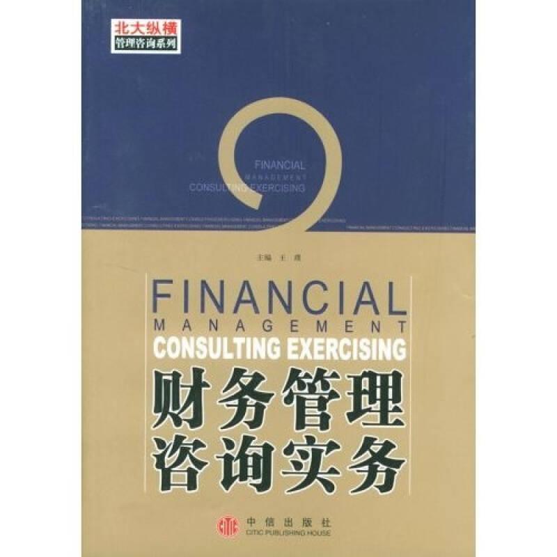 财务管理咨询实务