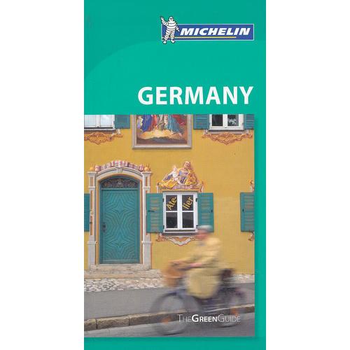 Michelin Green Guide Germany