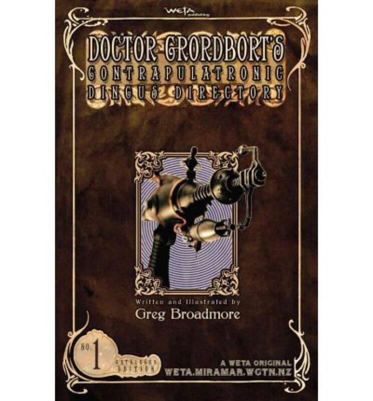 Doctor Grordborts Contrapulatronic Dingus Direc