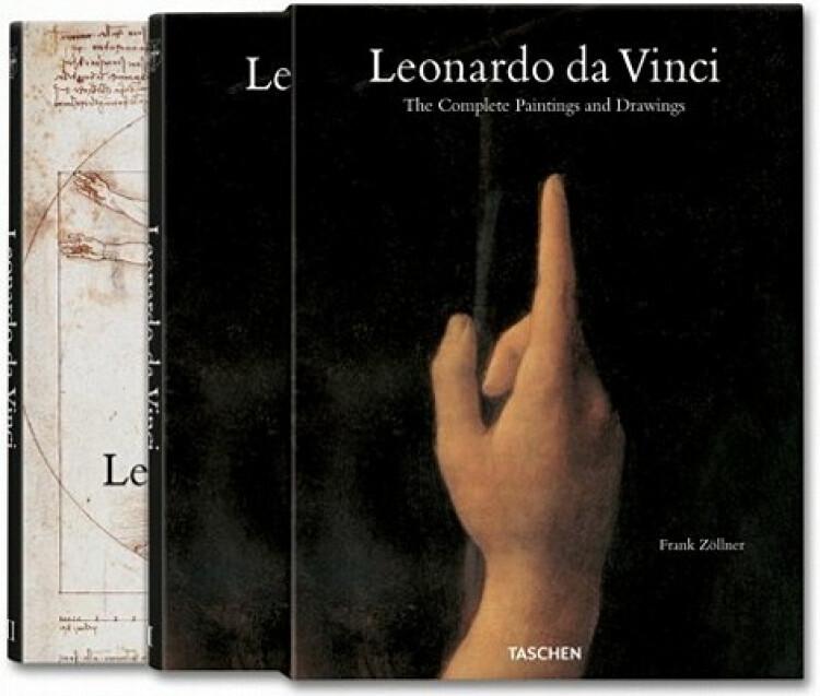 LeonardoDaVinci:TheCompletePaintingsandDrawings(2Vol.)