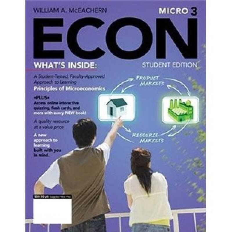 ECON: MICRO3 (with CourseMate Printed Access Card)