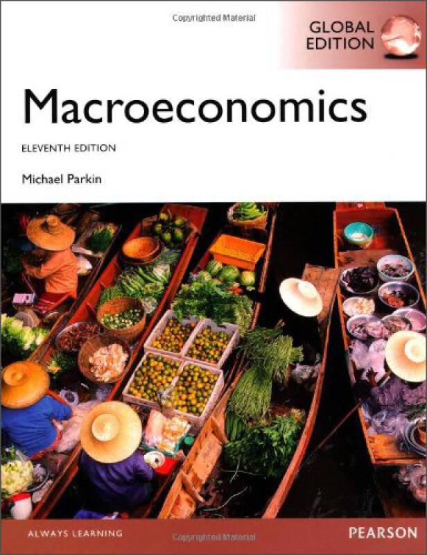 Macroeconomics 经济学(全球版)