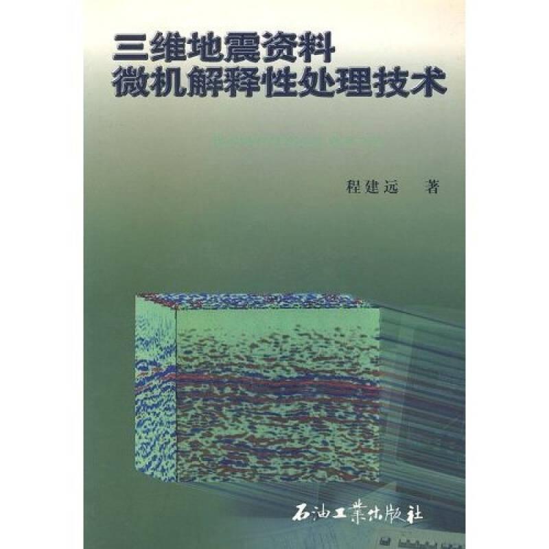 三维地震资料微机解释性处理技术
