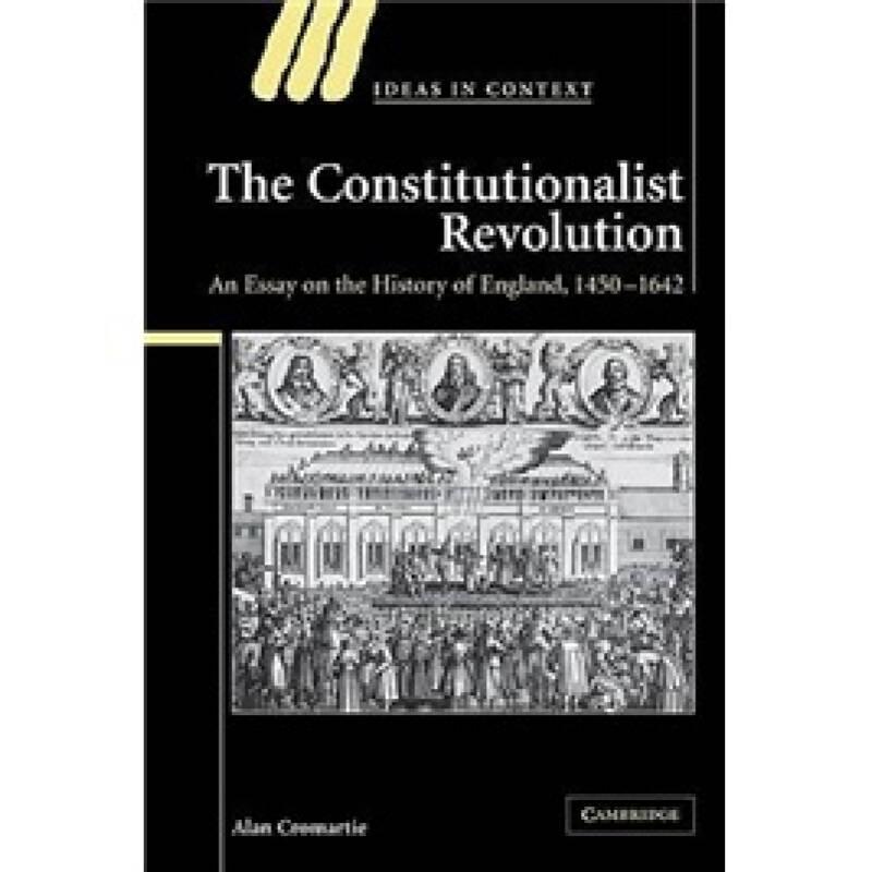 The Constitutionalist Revolution