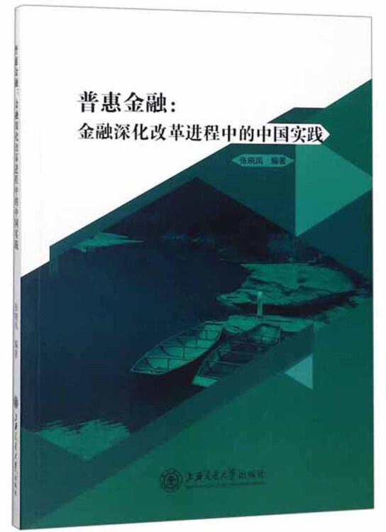 普惠金融:金融深化改革进程中的中国实践