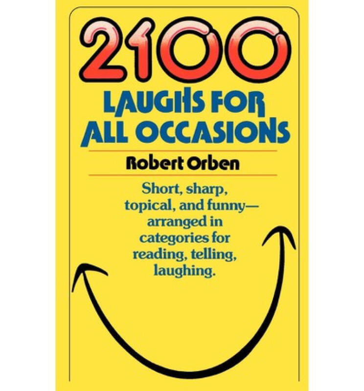 2100 Laughs for All Occasions