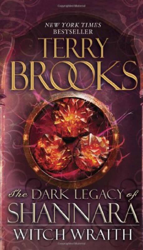 Witch Wraith (Dark Legacy of Shannara) [Mass Market Paperback]