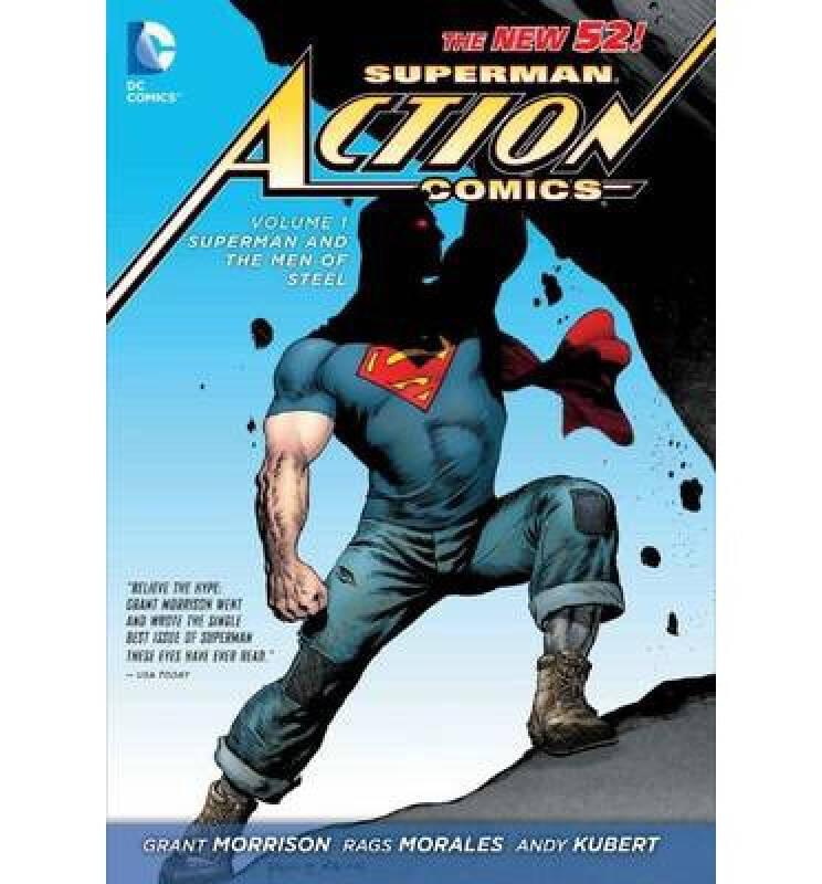 Superman - Action Comics Vol. 1: Superman and th