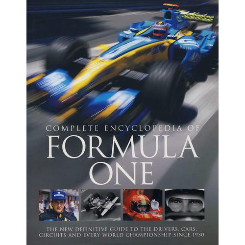 Complete Encyclopedia Formula 1 方程式赛车大百科