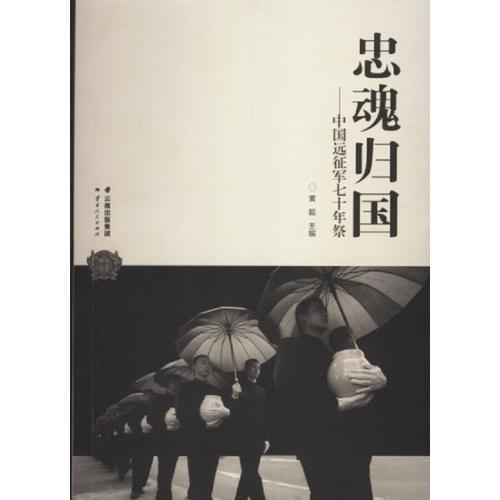 忠魂归国——中国远征军七十年祭
