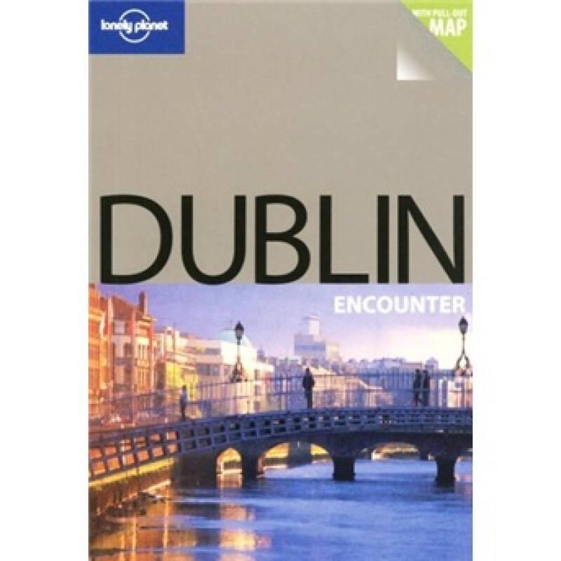 Lonely Planet: Dublin孤独星球旅行指南:都柏林