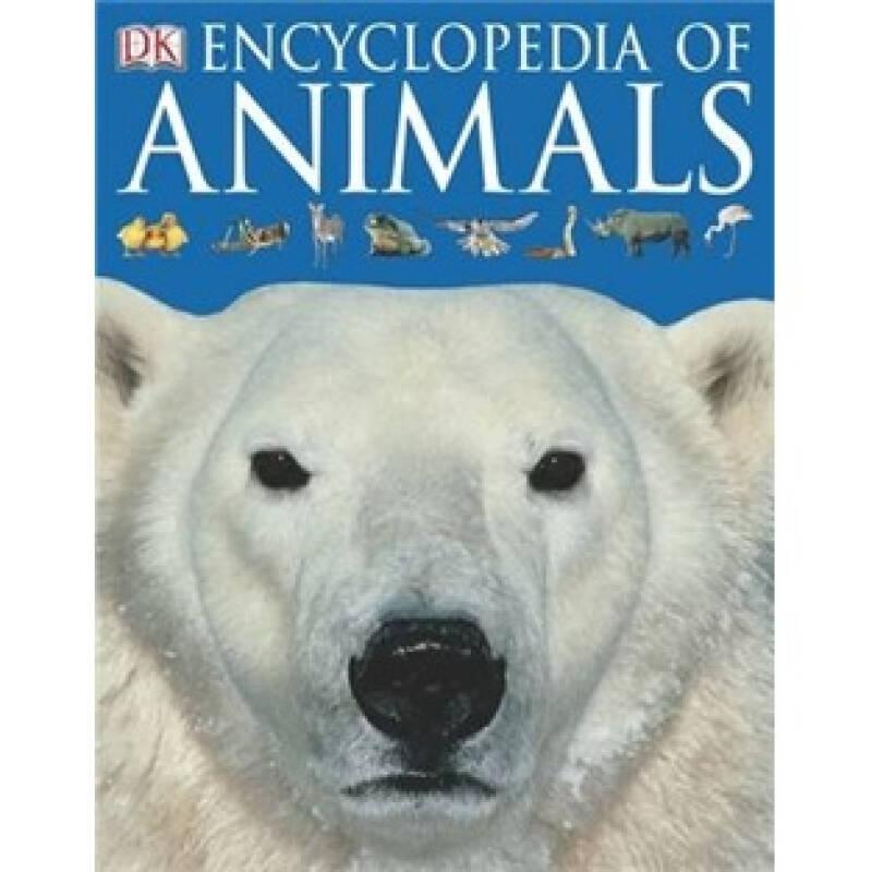 Encyclopedia of Animals  动物百科全书