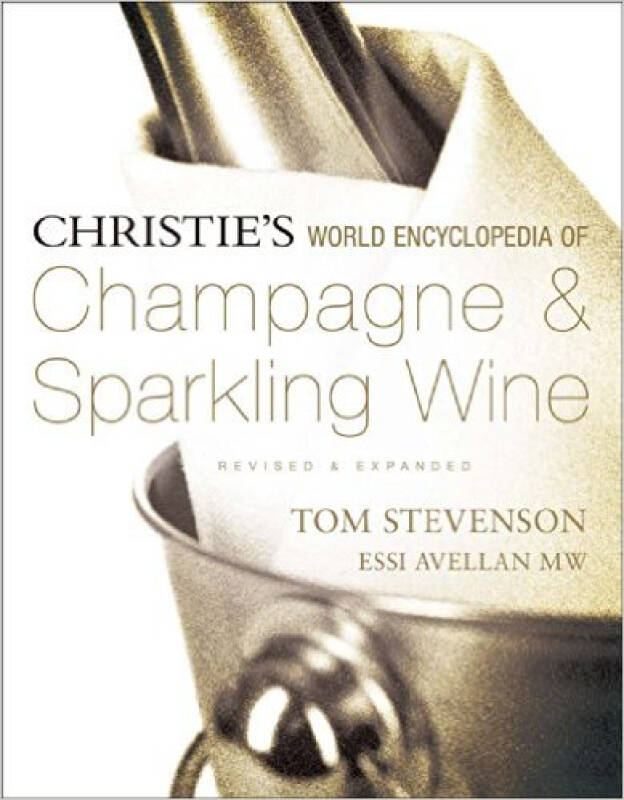 Christies World Encyclopedia of Champagne & Spa