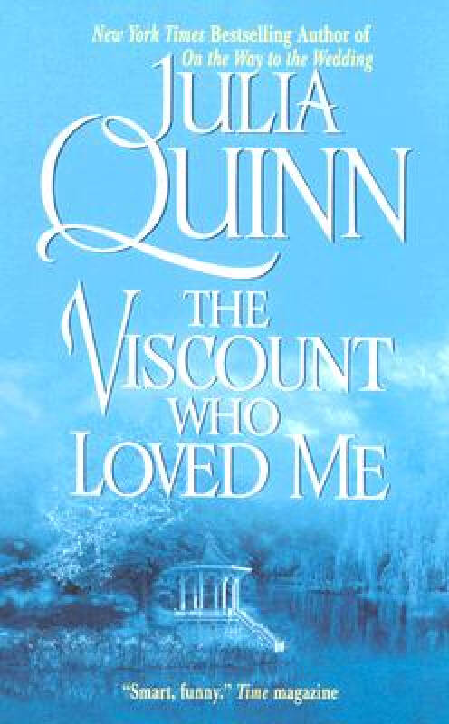 Bridgerton Series Bk. 2: The Viscount Who Loved Me