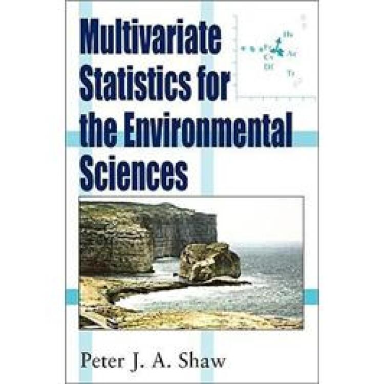 MultivariateStatisticsfortheEnvironmentalSciences