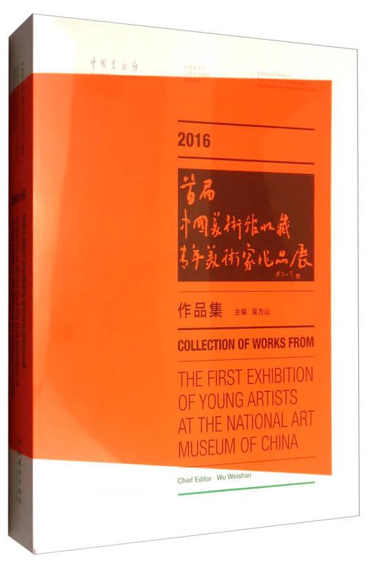 2016首届中国美术馆收藏青年美术家作品展作品集