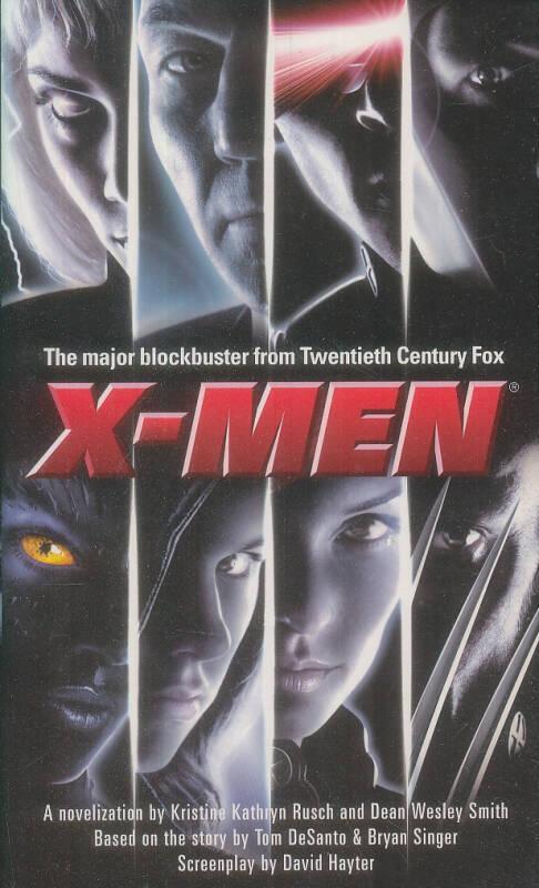 X-Men: A Novelization