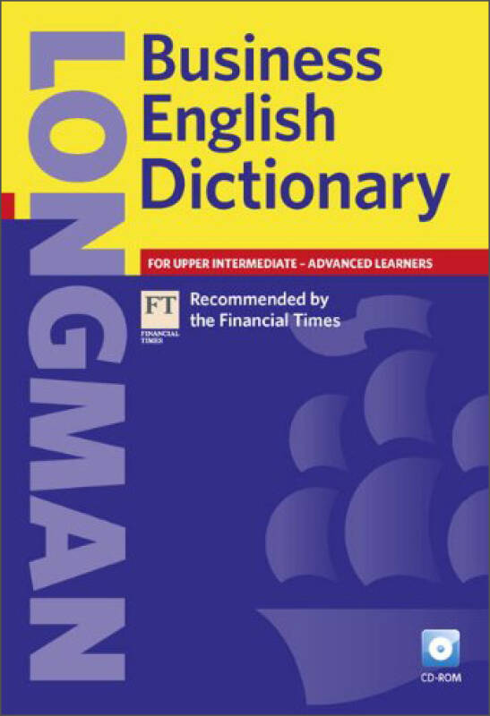 Longman Business English Dictionary, with CD-ROM (2nd Edition) (Other Dictionaries)