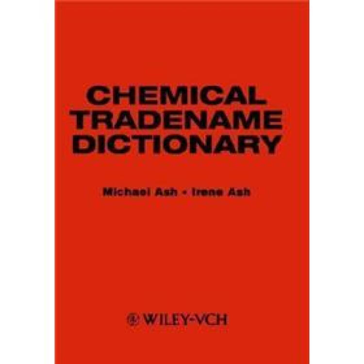 ChemicalTradenameDictionary