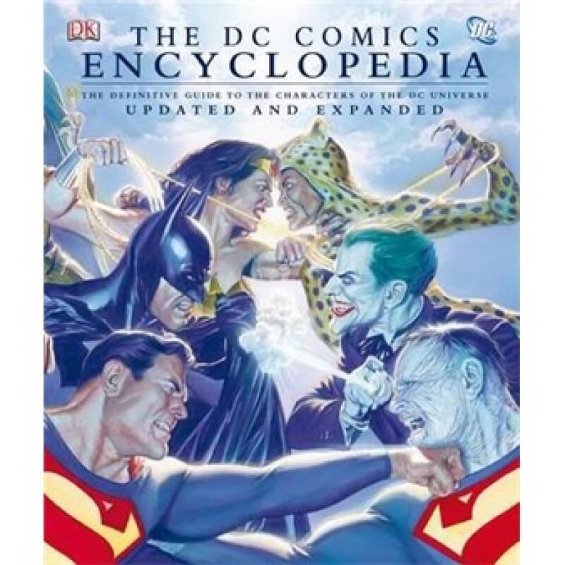 The DC Comics Encyclopedia  DC漫画百科全书