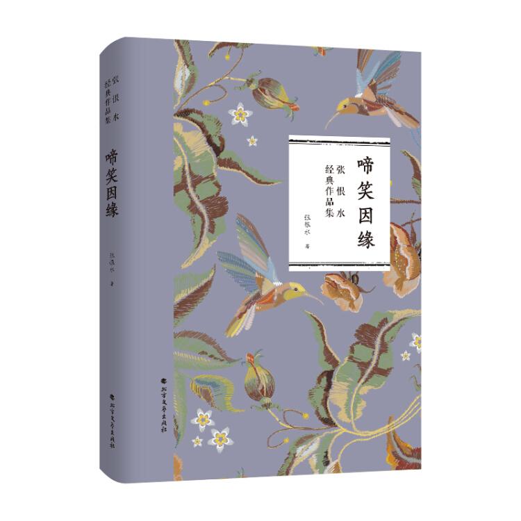 啼笑因缘(张恨水经典作品集)