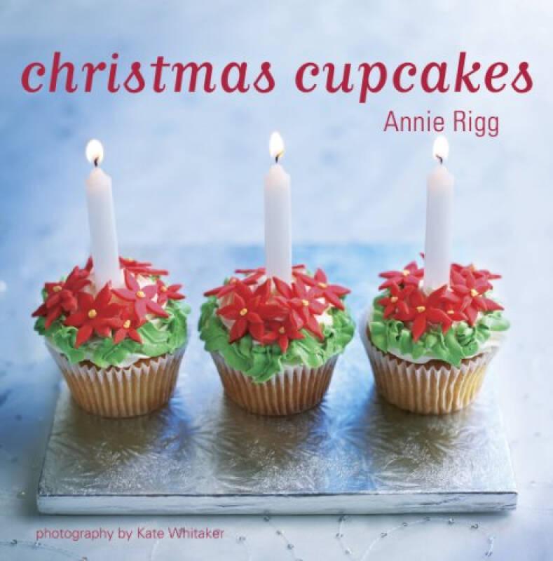 Christmas Cupcakes圣诞节蛋糕