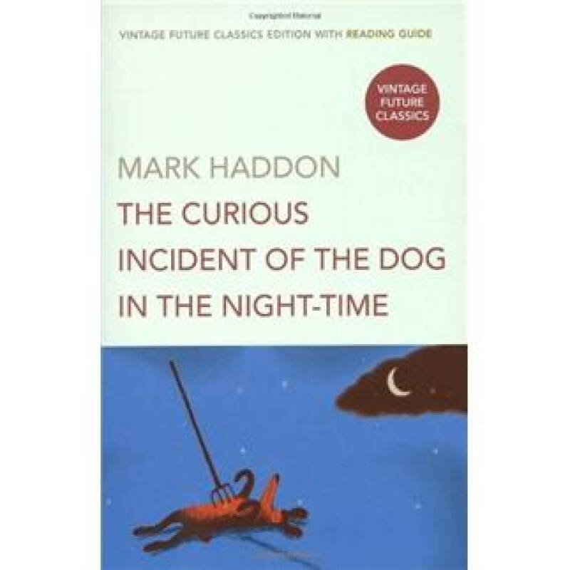 The Curious Incident of the Dog in the Night-Time 深夜小狗神秘事件