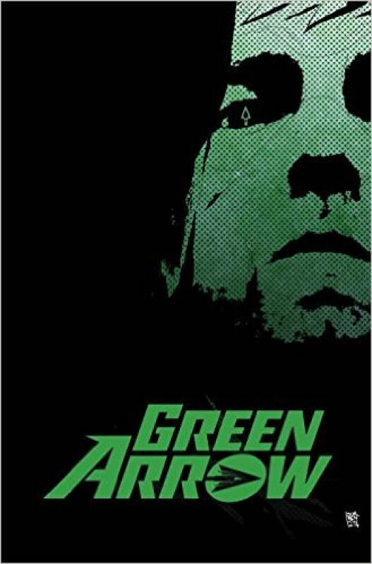 Green Arrow By Jeff Lemire & Andrea Sorrentino D