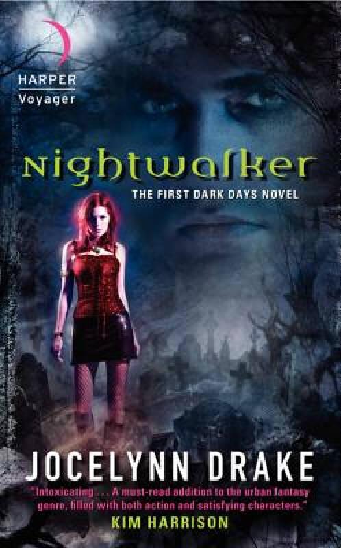 Nightwalker (Book 1)