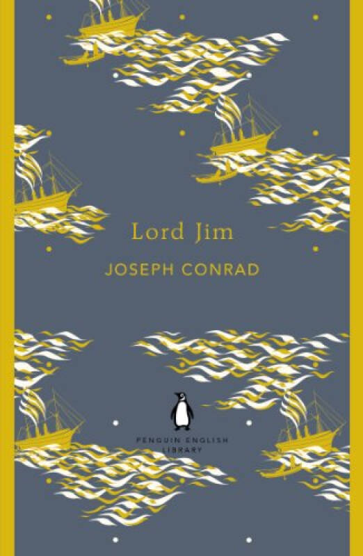 Lord Jim (Penguin English Library)  吉姆老爷